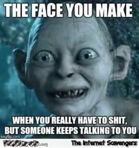 Sarcastic Meme Face