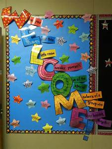 pinterest education welcome back bulletin board | First of ...