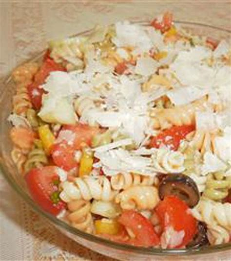 great pasta salad simple pasta salad side dishes pinterest protein salads and simple