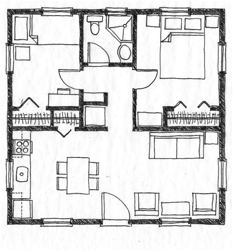 blue prints of houses small residential building plan modern house inside