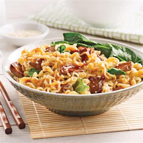 cuisine asiatique boeuf decoration cuisine marron et beige