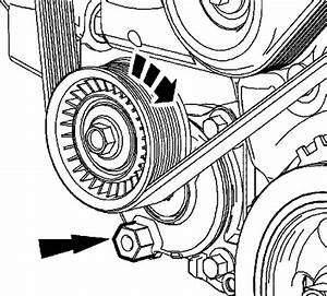 Fig  Using The Hex Feature  Rotate The Accessory Drive