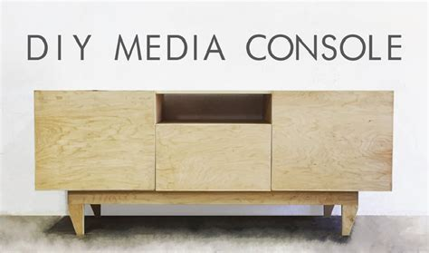 11 amazing diy tv stand project ideas