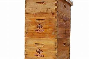 Hoover Hives Langstroth 8 Frame Wax Coated Bee Hive Review