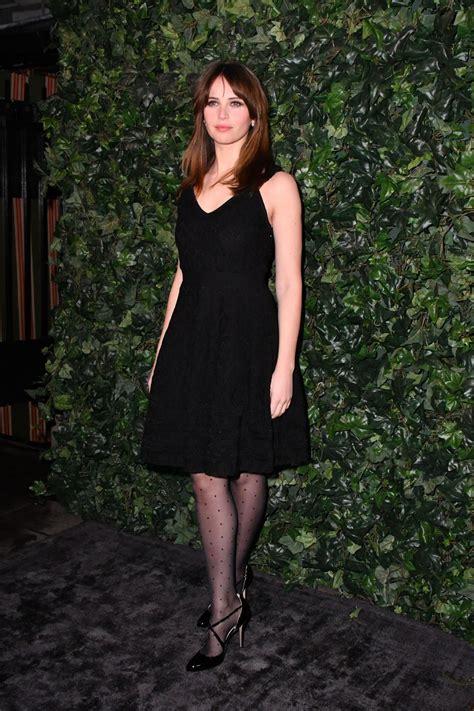 Felicity Jones – BAFTA Nespresso Nominees' Party, London ...