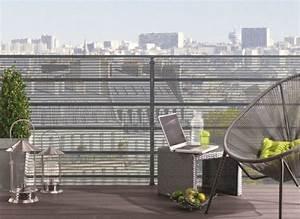 Brise Vue Sur Pied : brise vue balcon faire d une pierre deux coups ~ Premium-room.com Idées de Décoration