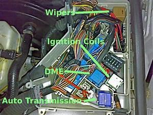 E60 Bmw Fuel Pump Relay Location