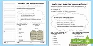 write your own eulogy assignment