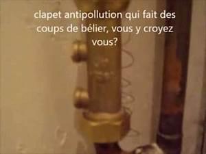 Clapet Anti Pollution : anti pollution qui provoque des coups de b lier youtube ~ Melissatoandfro.com Idées de Décoration