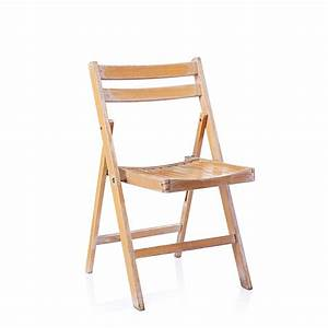 Folding, Wooden, Chair, Hire