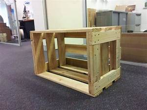 crates from upcycled pallet planks o 1001 pallets With best brand of paint for kitchen cabinets with repurpose candle holders