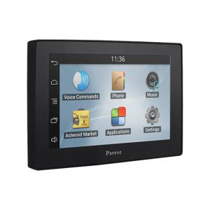 support parrot asteroid tablet parrot official