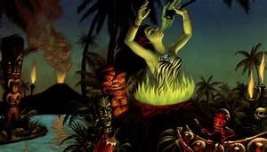 Mark Ryden's Tiki pop surrealism - Tiki California