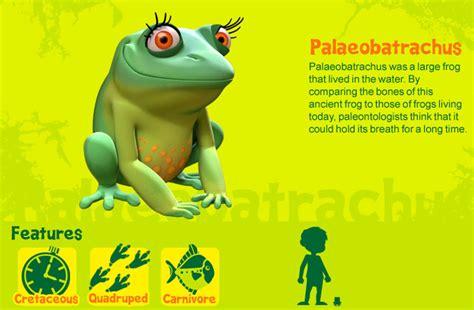 Palaeobatrachus Images