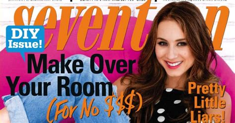 Styling On A Budget: Cover Girl Troian Bellisario