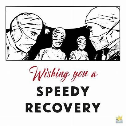 Recovery Speedy Surgery Wishing Wishes Well Prayer