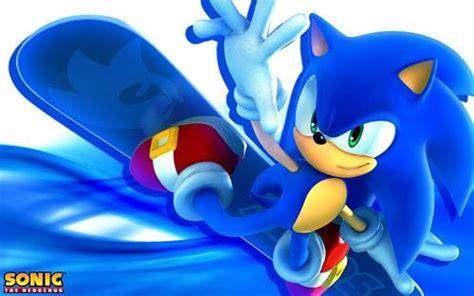 gambar sonic  hedgehog galeri foto wallpaper
