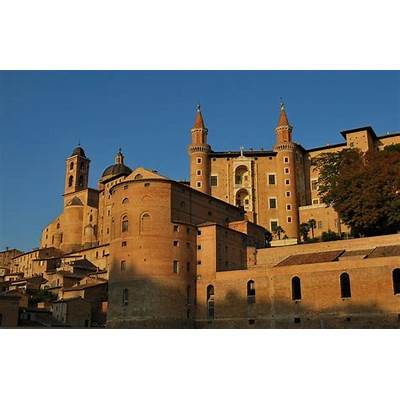 Urbino ItalyThrills/Chills&Adventure with my daughter