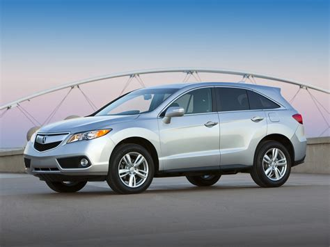 Acura Rdx 2013 by 2013 Acura Rdx Price Photos Reviews Features