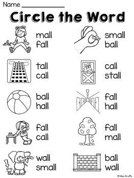 Double Consonants Ff Ll Ss Zz Worksheets & Activities {no Prep!}  Worksheets, Ss And Activities