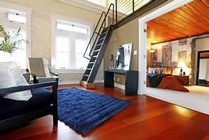Bett Im Wohnzimmer : ein schlaf wohnzimmer einrichten tipps ~ Lizthompson.info Haus und Dekorationen