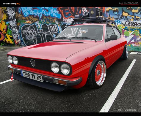 Lancia Beta Hpe Photos And Comments Wwwpicautoscom