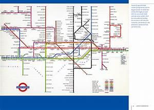 The Design Of The London Underground Diagram On Pantone