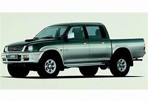 Mitsubishi L200 Double Cabine : fiche technique mitsubishi pick up l200 double cabine l200 2 5 tbo d 100 ann e 1994 ~ Medecine-chirurgie-esthetiques.com Avis de Voitures
