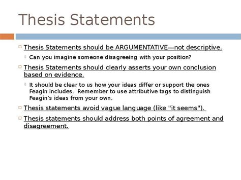 Writing Argumentative Thesis by Thesis Statement Template Template Writing A Thesis