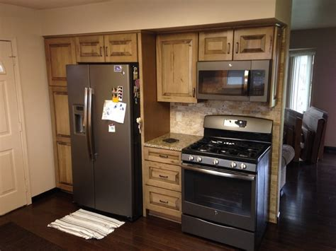 this house kitchen cabinets kraftmaid cabinets durango rustic maple with a husk finish 8462