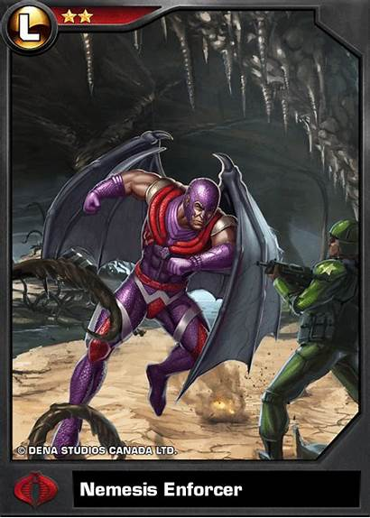 Nemesis Enforcer Joe L2 Cobra Battleground Legendary