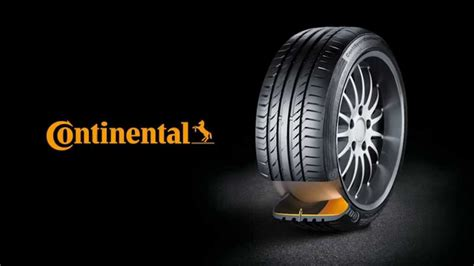 Continental Tyres Contiseal Technology Explained