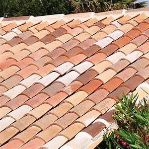 Tuile Plate Terre Cuite : tuiles terreal couverture ~ Melissatoandfro.com Idées de Décoration