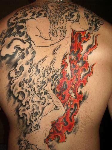 tatuajes de fuego  llamas  otros motivos