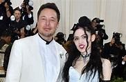 Elon Musk and his girlfriend : awfuleverything