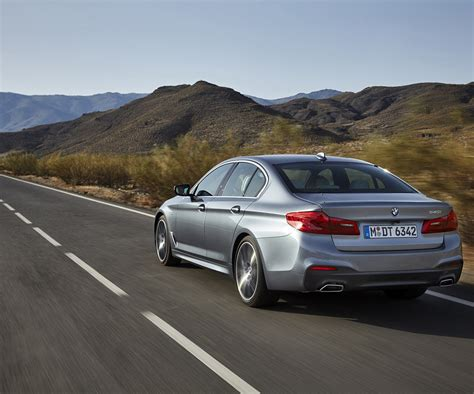 Next Generation Bmw 5-series Comes With Premium Design
