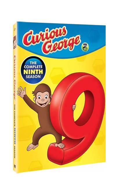Curious George Season Complete Ninth Dvd Universal