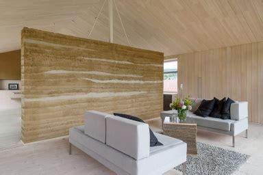Moderne Häuser Aus Lehm by Inspiration Lehmwand F 252 R Besseres Raumklima Bild 4