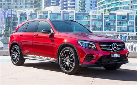 And with the greatest suitability for everyday use the. 2015 Mercedes-Benz GLC-Class AMG Line (AU) - Wallpapers and HD Images | Car Pixel