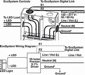 Lutron Ecosystem Wiring