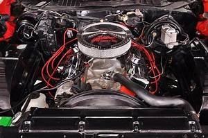 1973 Chevy El Camino 454 Engine  Volo Auto Museum  Volo