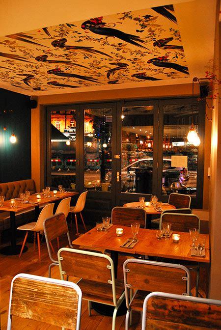 restaurant review zumbura english luxury brands
