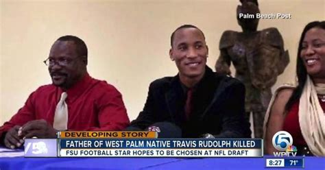 Father of Florida State football star Travis Rudolph dies ...