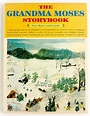Grandma Moses Storybook 1961 Hc VGC, Short Stories Poems ...