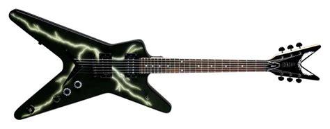 Amazon.com: Dean Dimebag Guitar, Black Bolt: Musical