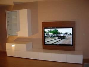 Tv Paneel Wand : hangende hoogglans kasten van dijk maatwerk ~ Sanjose-hotels-ca.com Haus und Dekorationen