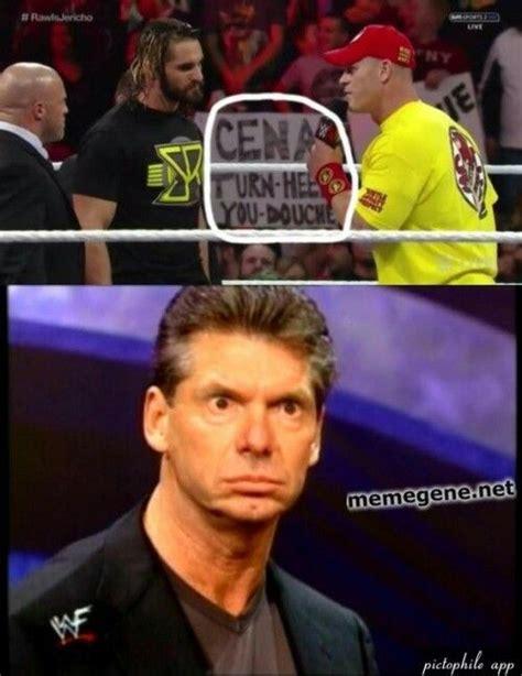 Wwe Wrestling Memes - wwe meme wrestling pinterest