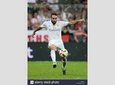 Munich, Germany 05th Aug, 2015 Madrid's Dani Carvajal in