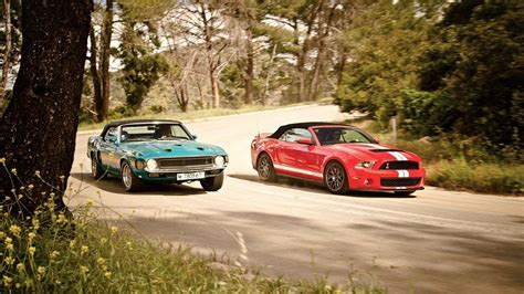 Are you a classic muscle car or modern muscle car?