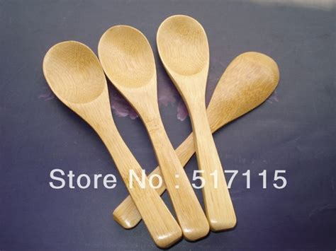 Wooden Spoon Honey bamboo spoon baby spoon wooden spoon
